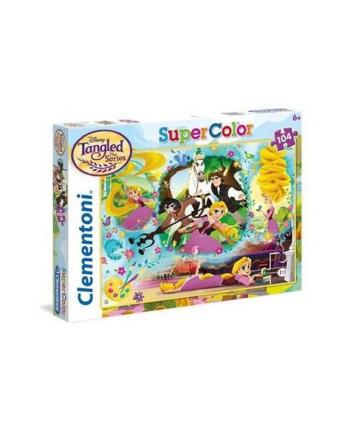 Clementoni 104el Princess - Rapunzel 27084