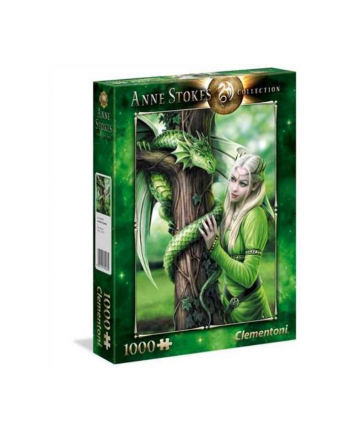 Clementoni Puzzle 1000el Kindred Spirits Anne Stokes 39463