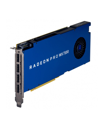 hp inc. Radeon Pro WX 7100 8GB Graphics Z0B14AA