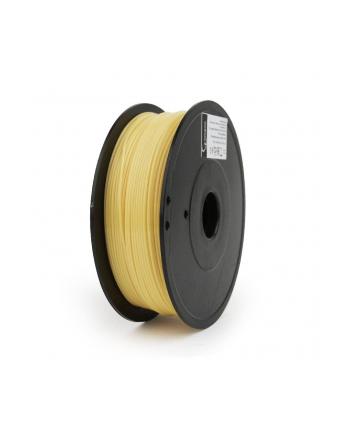 Filament Gembird PLA Yellow | Flashforge | 1,75mm | 0.6kg