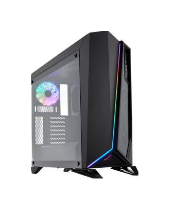 Corsair Obudowa Komputerowa Carbide Series Spec-Omega RGB ATX Mid-Tower, Czarna