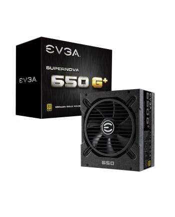 EVGA Zasilacz SuperNOVA 650 G+, 650W, 80 PLUS Gold, modularny