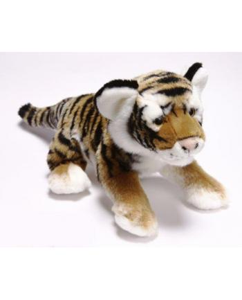 Tygrys leżący 36cm 14102 BAUER