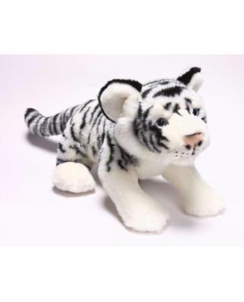 Tygrys syberyjski leżący 36cm 14103 BAUER