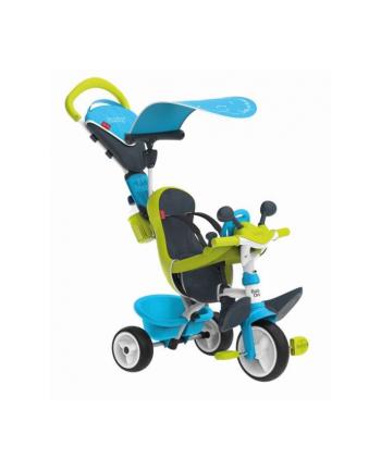 Rowerek trójkołowy Baby Driver komfort niebieski SMOBY