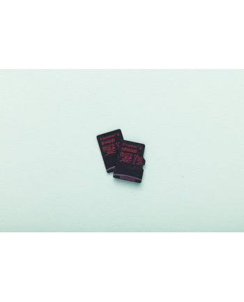 kingston microSD  32GB Canvas React 100/70MB/s adapter U3 UHS-I V30 A1