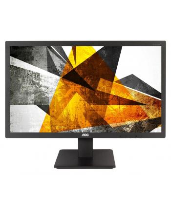 Monitor AOC E2475SWQE 23.6inch, TN FullHD, D-Sub/DP/HDMI