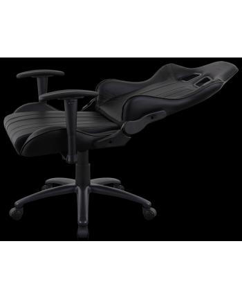 Aerocool Fotel Gamingowy AC-120 AIR BLACK / BLACK