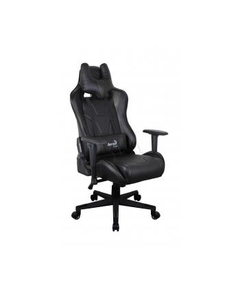 Aerocool Fotel Gamingowy AC-220 AIR BLACK / BLACK