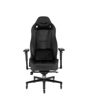 Corsair Fotel Gamingowy T2 ROAD WARRIOR, Czarny/Czarny
