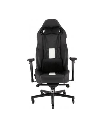Corsair Fotel Gamingowy T2 ROAD WARRIOR, Czarny/Biały
