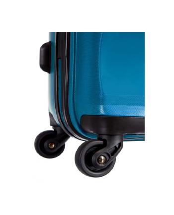 Wózek spinner AT SAMSONITE 85A22001 BonAir Strict S 55 4koła, tylko, niebieski