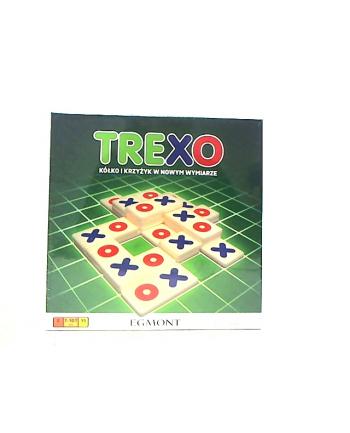 Pentago TREXO gra EGMONT