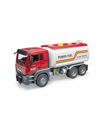 bruder MAN TGS 26.500 z cysterną Petrol Max 03775