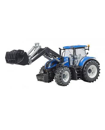 Traktor New Holland T7.315 z ładowarką 03121 BRUDER