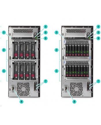 hewlett packard enterprise ML110 Gen10 4108 EU Serwer P03686-425