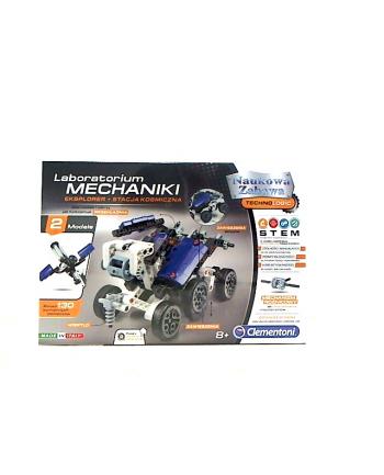 Clementoni Labaratorium Mechaniki - Pojazdy kosmiczne 50519