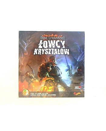 foksal Łowcy Kryształów - gra