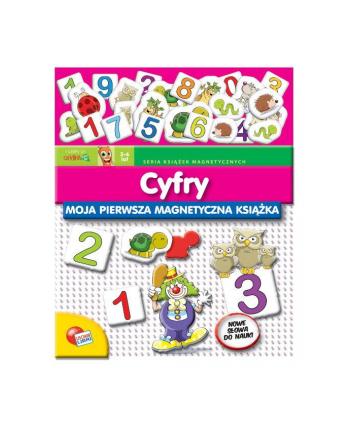 lisciani giochi Książ. Książeczki Carotiny - Cyfry LISCIANI