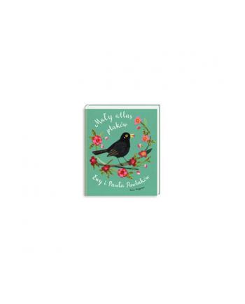 inni Książ. Mały atlas ptaków Ewy i Pawła Pawlaków NK