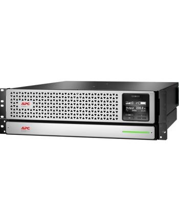 apc SRTL1000RMXLI Smart-UPS SRT1000VA/900W 3U BATERIE Litowo-jonowe  Czas podtrzymania 31 min dla 100%, gwarancja 5 lat