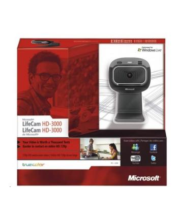 microsoft Kamera LifeCam HD-3000 business