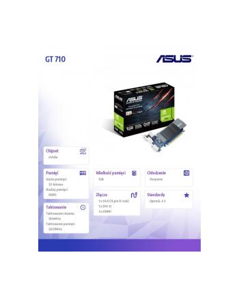 asus GT 710 1GB GDDR5 32BIT