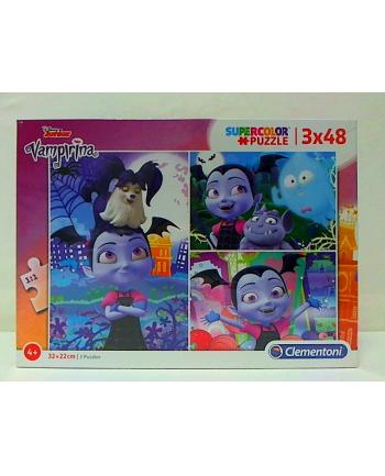 Clementoni Puzzle 3x48el Vampirina 25229