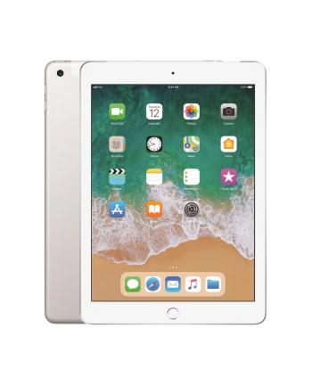 apple iPad Wi-Fi + Cellular 128GB - Silver