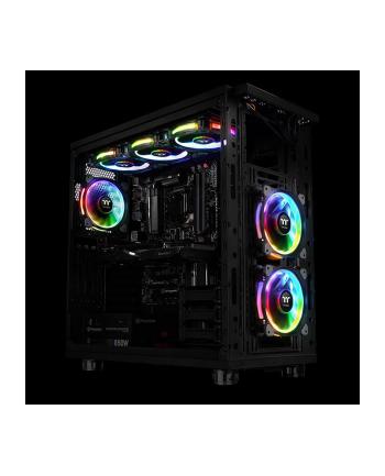 thermaltake Riing 12 RGB Plus TT Premium Edition 5 Pack (5x120mm, 500-1500 RPM)