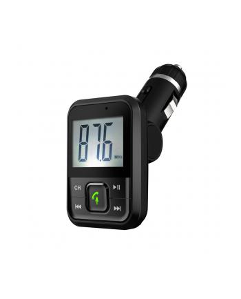 Transmiter samochodowy FM MP3 z funkcją BT, USB, mSD LCD FM-08BT ART