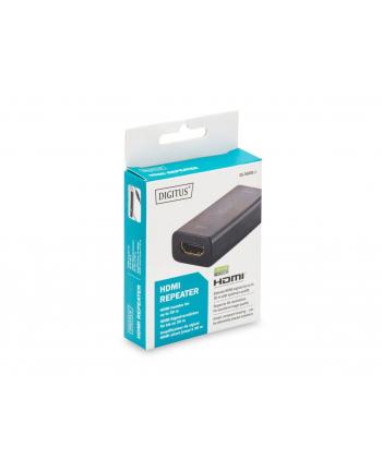 assmann Wzmacniacz sygnału/Repeater HDMI do 30m, 4096x2160p 4K UHD 3D, HD