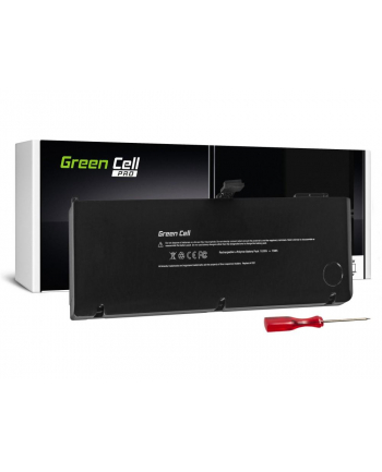 Bateria Green Cell PRO do Apple MacBook Pro 15 A1321 A1286 (Mid 2009, Mid 2010) 10,95V 73Wh