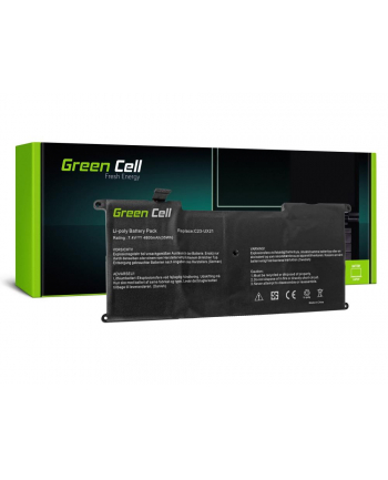 Bateria Green Cell do Asus ZenBook C23-UX21 UX21 UX21E 6 cell 7,4V
