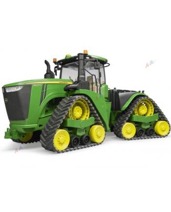 Traktor John Deer 9620 RX Ciągnik gąsiennicowy 04055 BRUDER