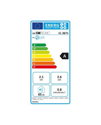 clatronic Klimatyzator CL 3671