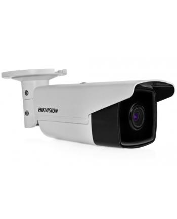 Kamera IP Hikvision DS-2CD2T85FWD-I5(2.8mm) rozdz. 8MP; przetwornik: 1/2.5''; zasięg IR do 50m; obiektyw: 2.8mm/F2.0; kąt widzenia 102°