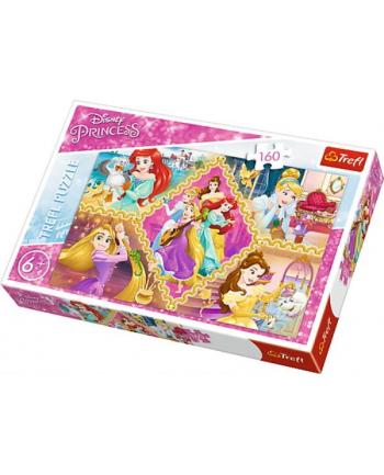 Puzzle 160el Przygody Księżniczek 15358 Trefl