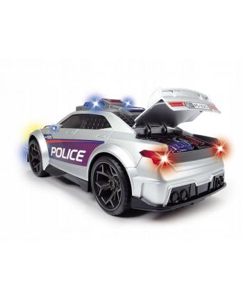 Auto Policja Street Force światło dźwięk 3308376 Dickie