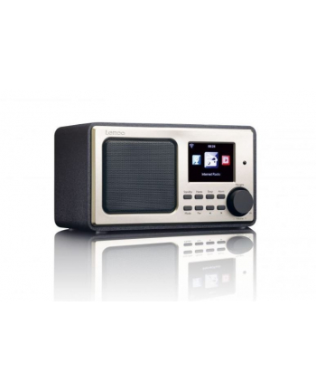 lenco DIR-100 czarny radio internetowe