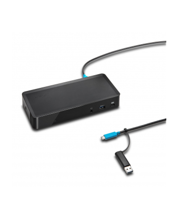 Kensington SD4700P Universal USB-C and USB 3.0 Docking Station