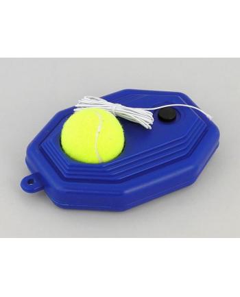adar Piłka tenisowa na gumce z podstawką 434547