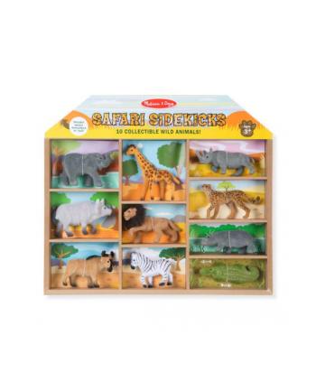 melissa & doug MELISSA Figurki zwierząt - Safari 10593