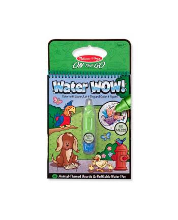 melissa & doug MELISSA Water Wow! - Zwierzęta 15376