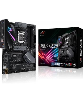 ASUS LGA1151 ROG STRIX H370-F GAMING, Intel H370, 4xDDR4, VGA