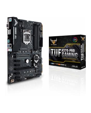 ASUS LGA1151 TUF H370-PRO GAMING, Intel H370, 4xDDR4, VGA