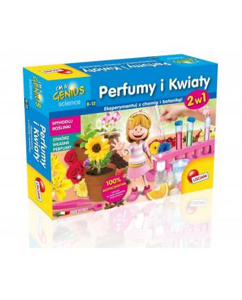 lisciani giochi I'm Genius Perfumy i kwiaty 2w1 64762