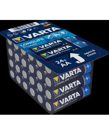 Baterie alkaliczne VARTA R6 (AA) 24 sztuk HIGH ENERGY