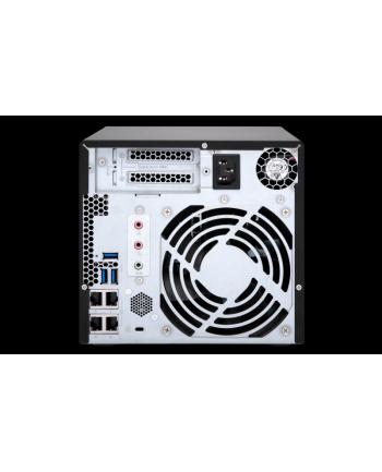 qnap TS-473-4G 4x0HDD 4GB 4x3.4Ghz 2xM2 4xGbE PCIe