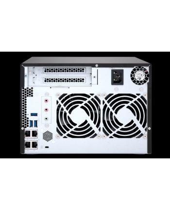 qnap TS-673-4G 6x0HDD 4GB 4x3.4Ghz 2xM2 4xGbE PCIe